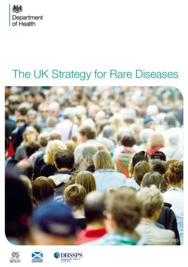 UK stratergy for rare diseases