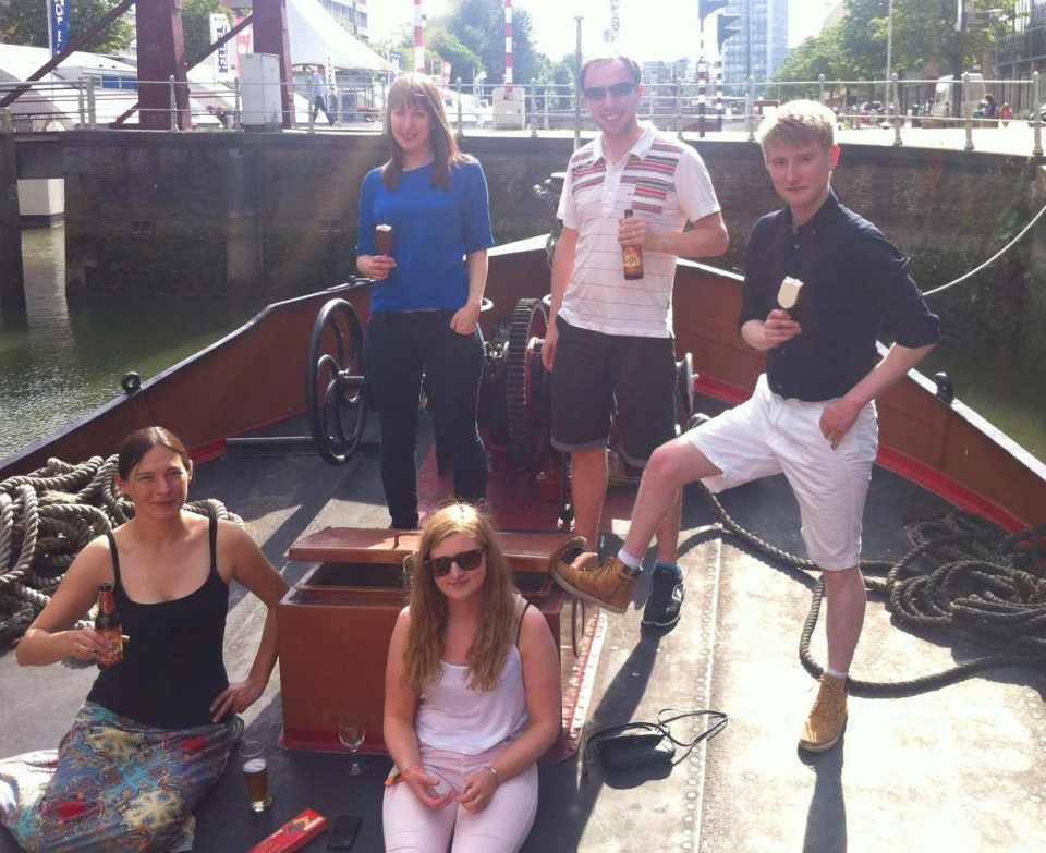 Boat Rotterdam