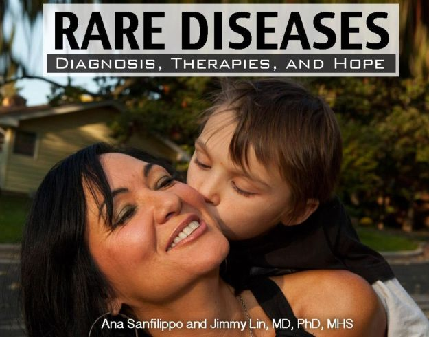 Rare diseases ebook
