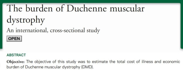 DMD study