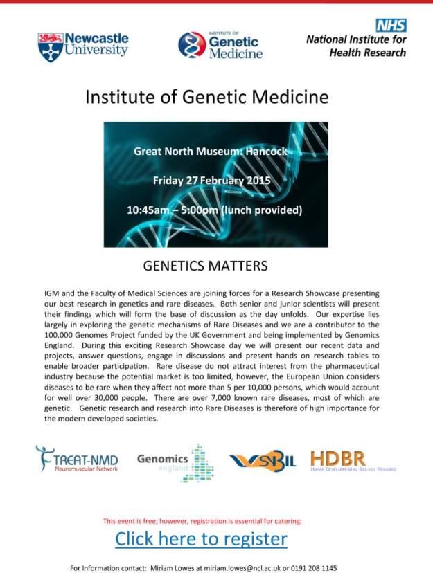 Genetics Matters