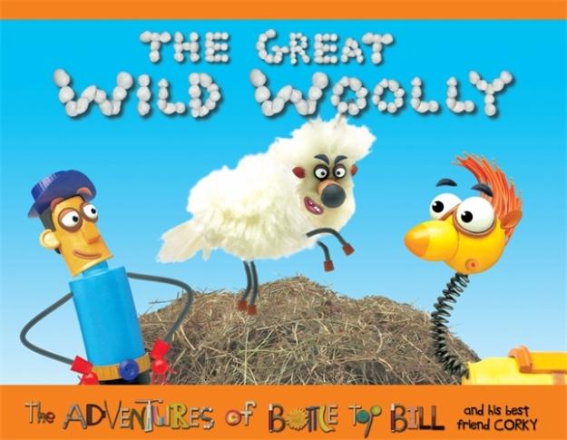 Wild woolly