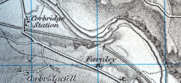 Farnley Map