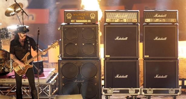 motorhead lemmy marshall amp arena rock 615